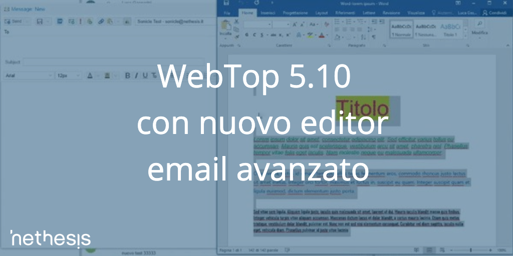Webtop Editor