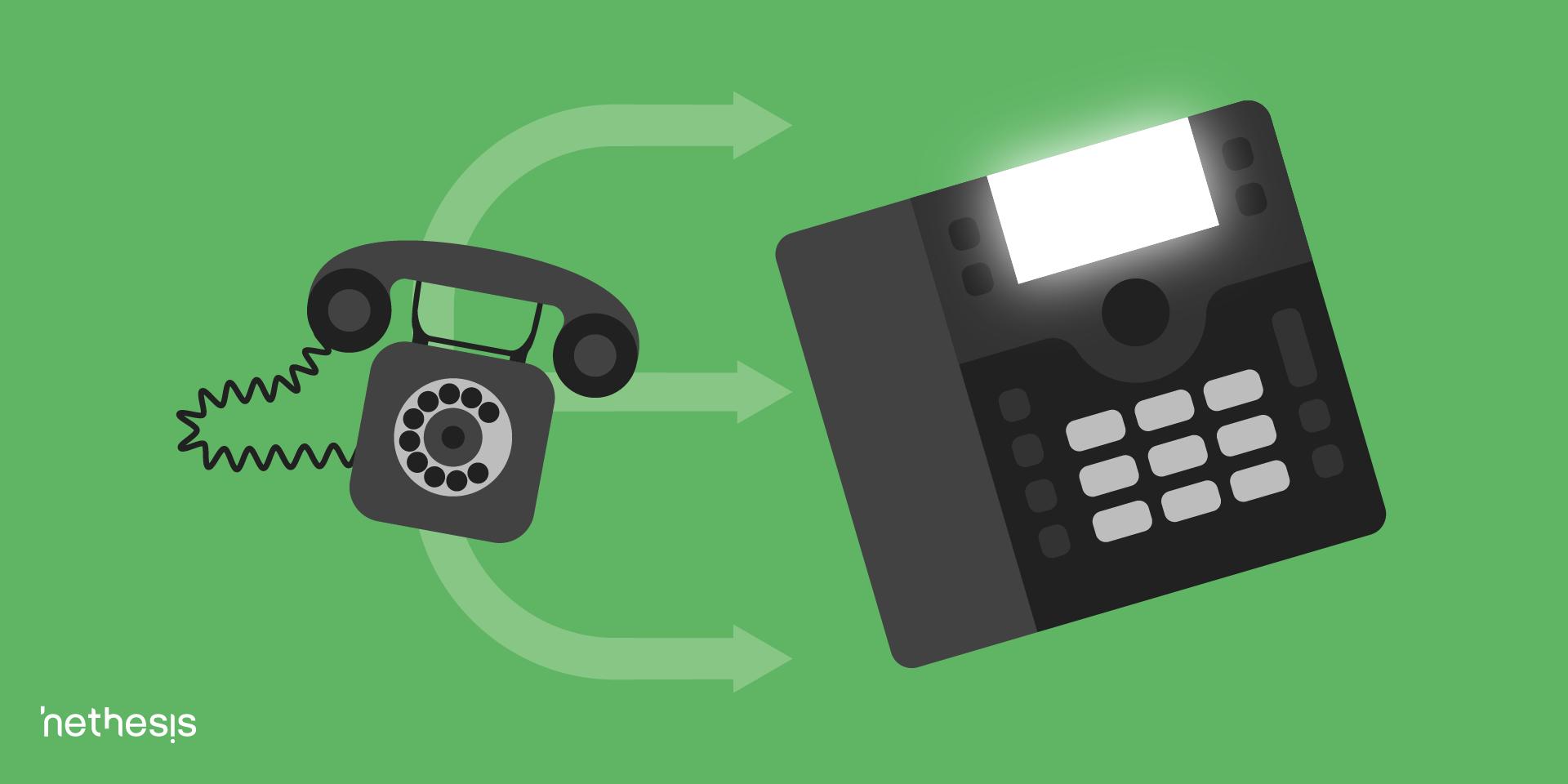Perché Passare Da ISDN A VoIP: La Guida Definitiva