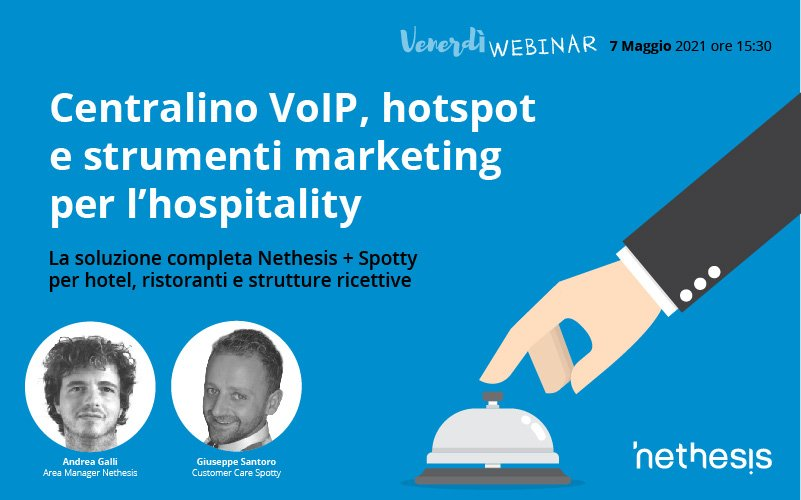 Webinar Hospitality